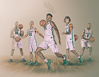 2017-18 UNT Men's Basketball Schedule: by Brett Gemas