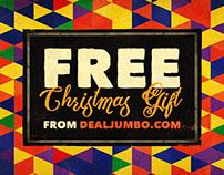 Free Christmas Gift from Dealjumbo
