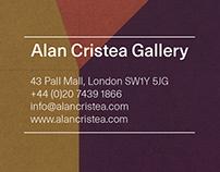 Alan Cristea Gallery