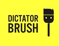 Dictator Brush – Amnesty International