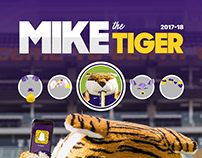 MIKE THE TIGER 2017-2018