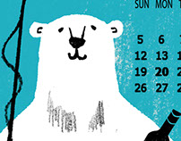 2017 calendar drafts