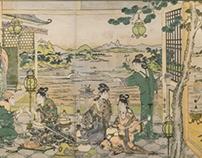 Kitagawa Utamaro 2.5D