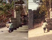 CGI vs Cam ( at Frog of San Francisco - Bravia Remake)