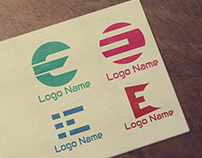 Collection Logo Ideas For Letter E