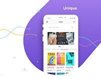 Book e commerce app