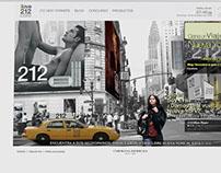 212 Carolina Herrera Website