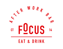 FOCUS Bar Branding