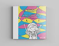 Álbum ilustrado El niño que imaginaba de Pinto & Chinto