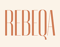 Rebeqa – Free Typeface / Variable / 18 Styles