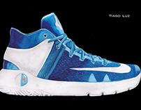 Sketch Nike - Guache