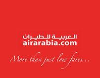 Air Arabia livre anniversaire