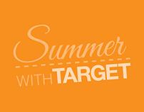 Summer Poster | Target - Concept