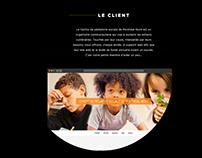 web Pédiaterie Social Montréal-Nord