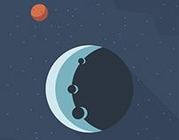 Asteroid / Illustration