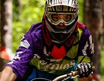 DH Mountain Bike Jersey