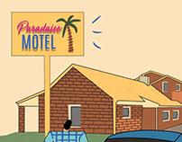 """Roaditude magazine / """"PARADISE"""""""