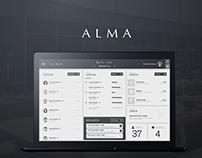 ALMA - Web App