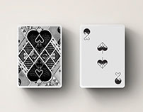POKER FACE - DECK OF PLAYING CARDS (WIP)