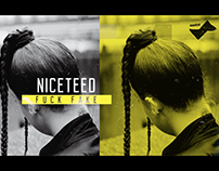 Motion Graphic - Niceteed (Official video)
