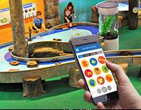 UI/UX Design - Peoria Playhouse Wayfinding App