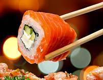 Меню Sushi'n'Roll-Esentai ~ Sushi'n'Roll-Esentai menu