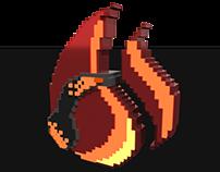 Inferno Digital: 3D logo creation
