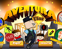 AVENTURA VIAL Video Juego educativo