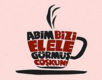 """Coffeemania """"Sert Kahve"""""""