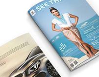SEE THRU   Magazine
