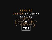 CB2 x Kravitz Design