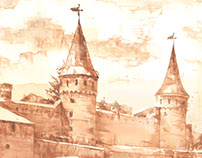 Castles and Fortresses of Ukraine