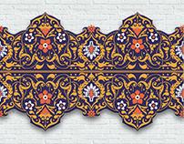 Oriental   Vector Ornament