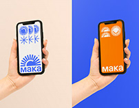 MAKA_eFoil Brand Identity