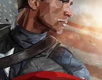 Captain America in my eyes