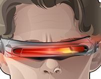 Glasses for