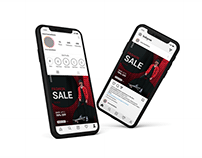 Fashion Sale- Social Media Banner Template