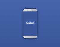 Rethinking UX : Facebook #UX/UI #Socials #Facebook