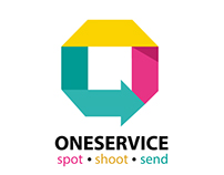 One Service Logo Animation