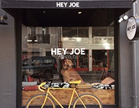 Hey Joe Coffee Co. | Interior Design