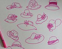 Texture Cappelli Vintage
