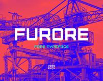 Furore — Free Typeface