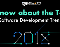Know About the Top Software Development Trends Of 2018