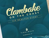 Tidalwalk Clambake Realtor Event