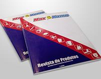 Catálogo de Produtos - MaxHome