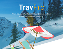 TravelPro - Travel/Spa Landing Pages