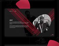 Isaac design website