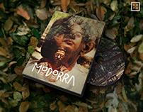 Arte para capa e poster do curta metragem MODORRA