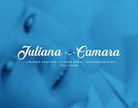 Branding Juliana Camara - Odontopediatra