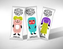 Monsters. Packing cookiess. ТМ Чарiвна мозаїка